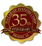 anniversary sticker